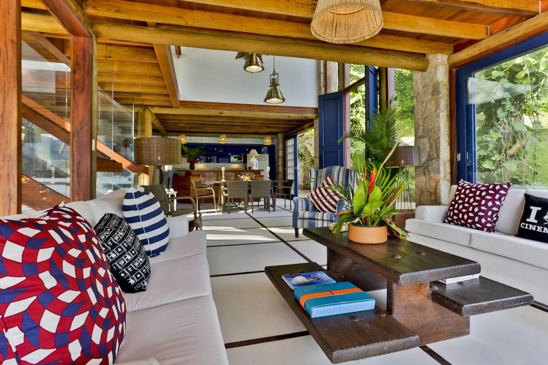 Aluguel casa de luxoParaty Villa 11