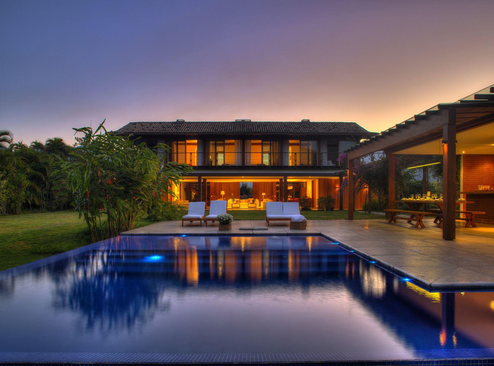 Aluguel casa de luxoAngra dos Reis Villa 23