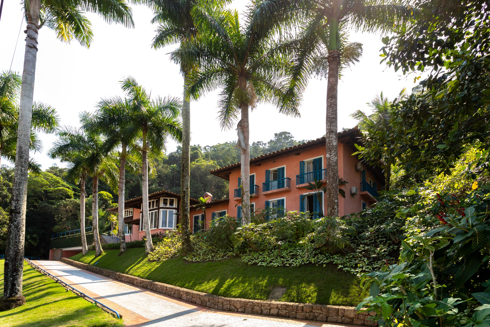Aluguel casa de luxoIporanga Villa 11
