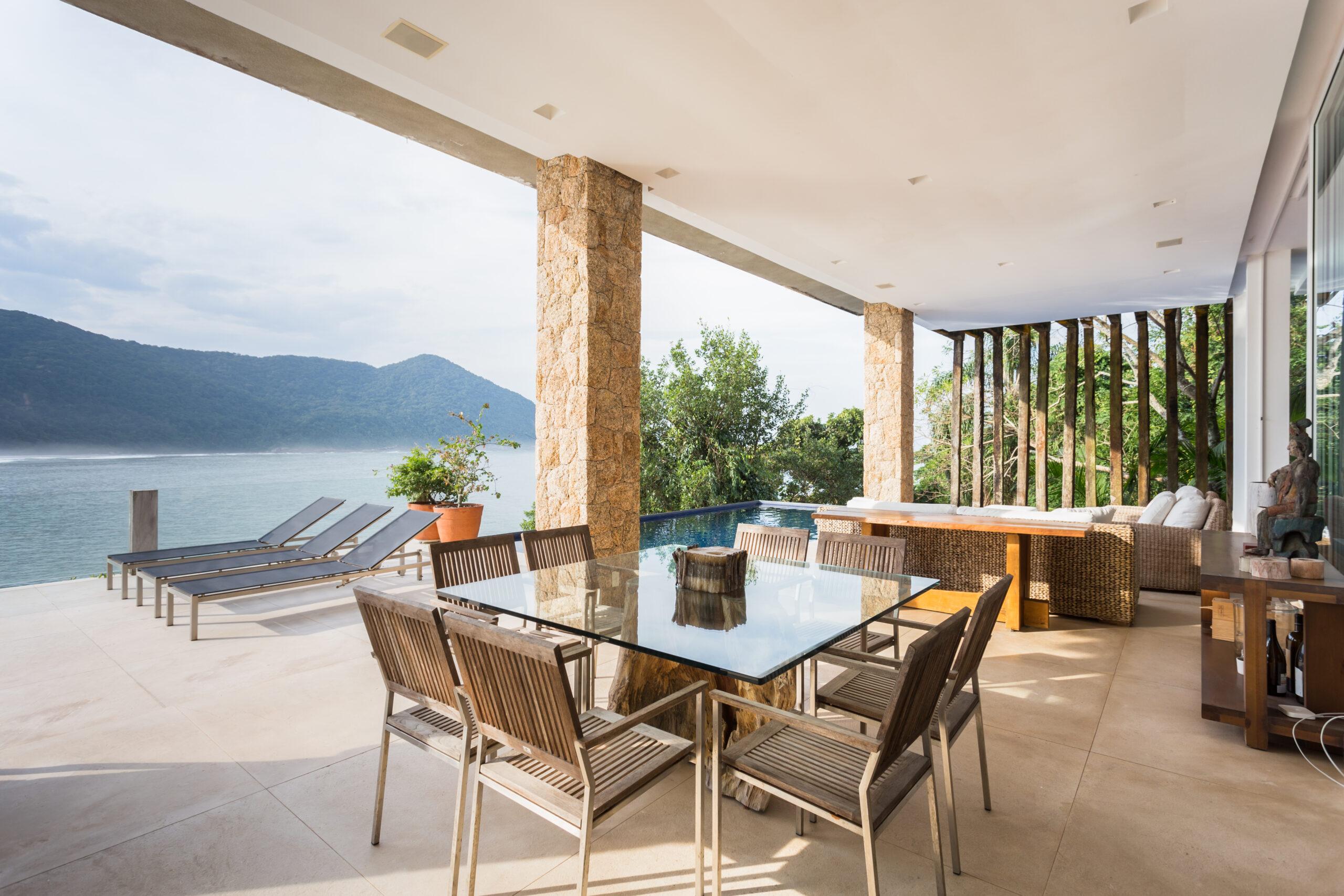 Aluguel casa de luxoIporanga Villa 14